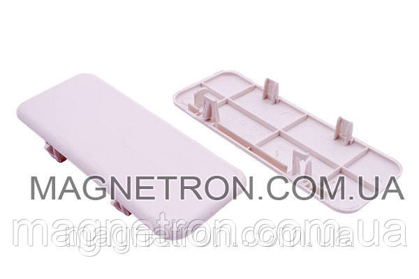 Пластиковая заглушка корпуса 111x43.1mm для СВЧ-печи LG 3052W1A006A, фото 2