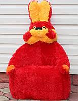 Детское кресло - зайчик