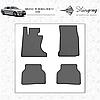 Автомобильные коврики Stingray BMW 5 (E60 E61)