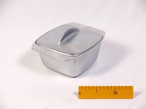 Гуляшница БГ1,5 с крышкой, без покрытия, 1,5-л