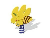 """Качалка на пружине """"Пчелка"""""""