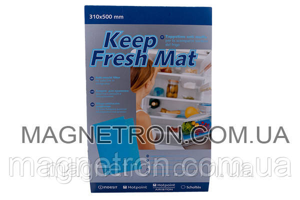 Коврик Keep Fresh Mat для холодильника Indesit C00098407, фото 2