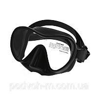 Маска для подводного плавания Marlin Frameless Duo black