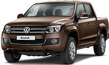 Чехлы на Volkswagen Amarok (с 2010 года до этого времени)