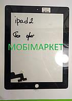 Сенсор (тачскрін) IPad 2 original чорний