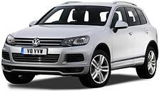 Чехлы на Volkswagen Touareg (с 2010 года до этого времени)