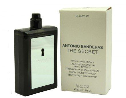 Тестер Antonio Banderas The Secret  EDT (м)