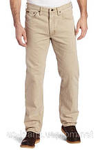 джинсы Lee Regular Fit Straight Leg jeans Dune