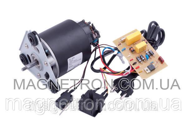 Двигатель (мотор) + плата для соковыжималки Moulinex DD-30R-0002 SS-192614, фото 2