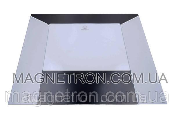 Крышка стеклянная для плиты Indesit C00081852
