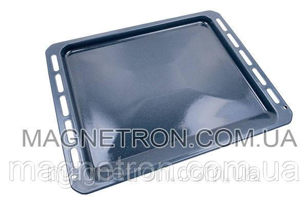 Эмалированный противень 460x368x20mm для плиты Samsung DG63-00012A, фото 2