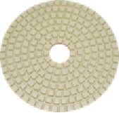 Гибкий полировальный круг (черепашка) Ø100  00