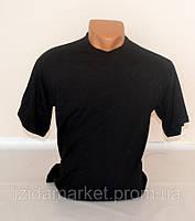 Черная футболка для охранников