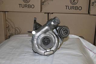 Відновлена турбіна Opel Vivaro 2.0 CDTI / Renault Trafic 2.0 dCi