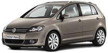 Чехлы на Volkswagen Golf Plus (2004-2009 гг.)