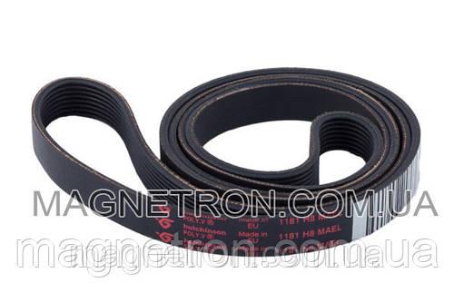 Ремень для стиральных машин 1181H8 MAEL C00066521