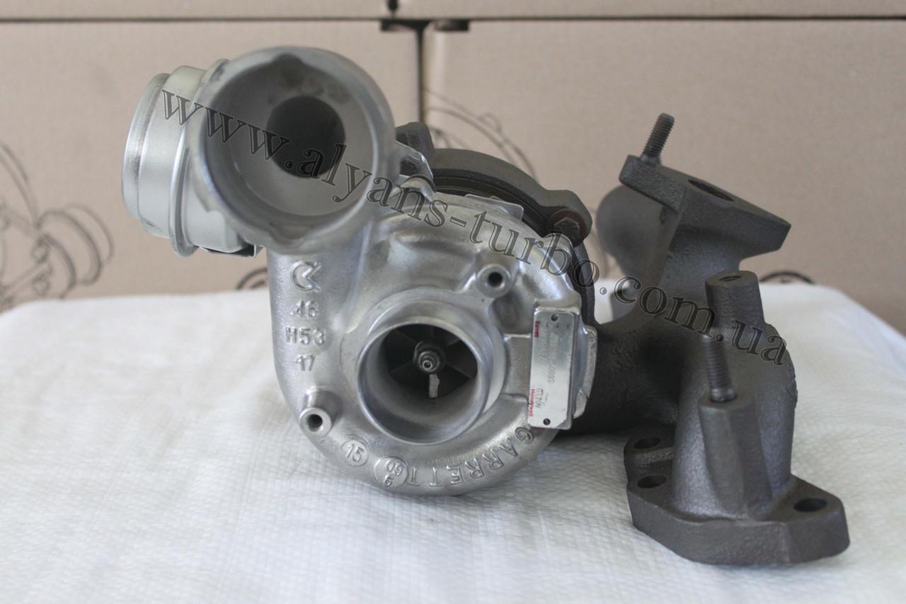 Восстановленная турбина SKODA / PASSAT / SEAT / AUDI / 2.0 TDI