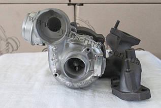 Відновлена турбіна SKODA / PASSAT / SEAT / AUDI / 2.0 TDI