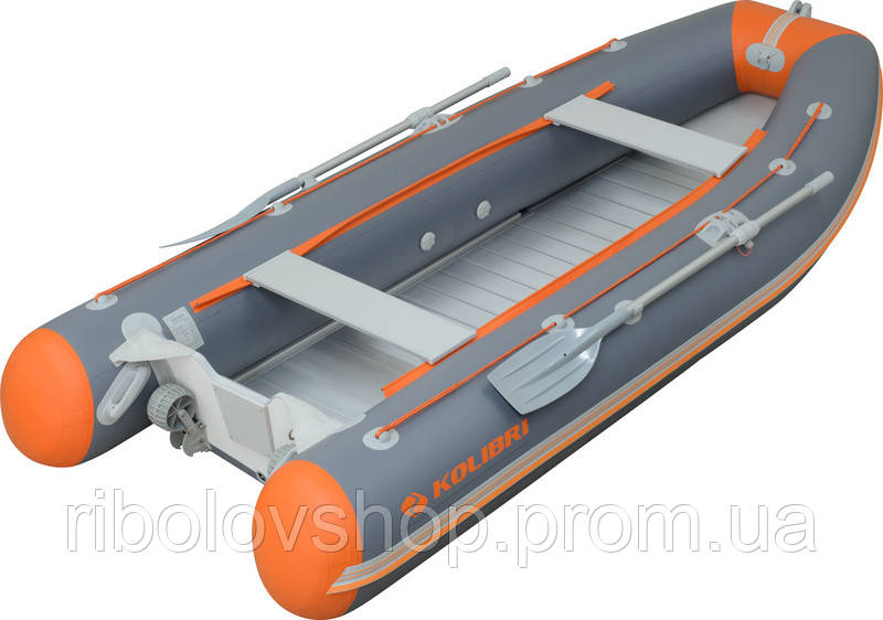 Надувная лодка Kolibri КМ-360DSL