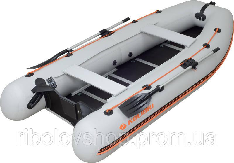 Надувная лодка Kolibri КМ-400DSL