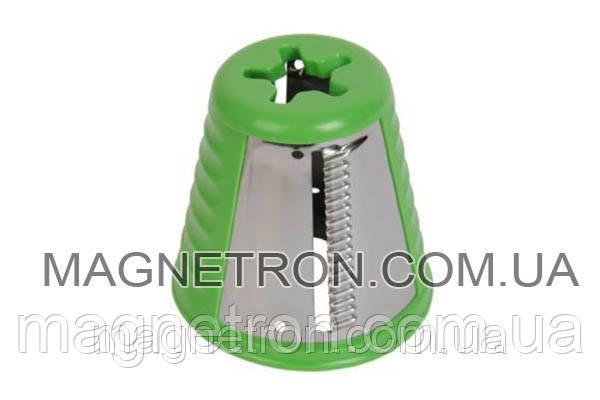 Барабанчик-нарезка (рифленая) для мясорубок Moulinex XF921801, фото 2