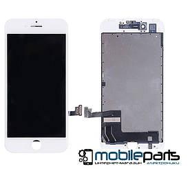 Дисплей (Модуль) + Сенсор (Тачскрин) для Apple iPhone 7 Plus (Белый) (Tianma)