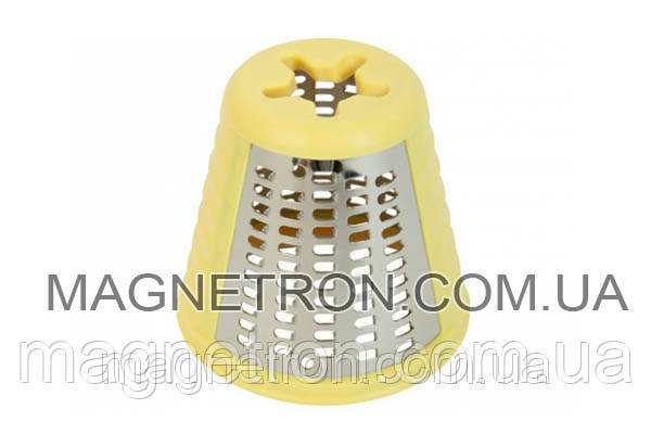Барабанчик-терка (для дерунов) для мясорубки Moulinex XF921501, фото 2