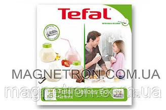 Набор бутылочек для йогуртницы Tefal XF102032 (6шт)