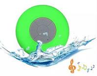 Bluetooth Shower Speaker колонка MP3 для душа водонепроницаемая BTS-06 Green