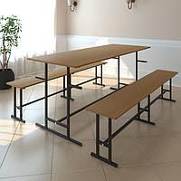 Оборудование для столовой стол и лавки