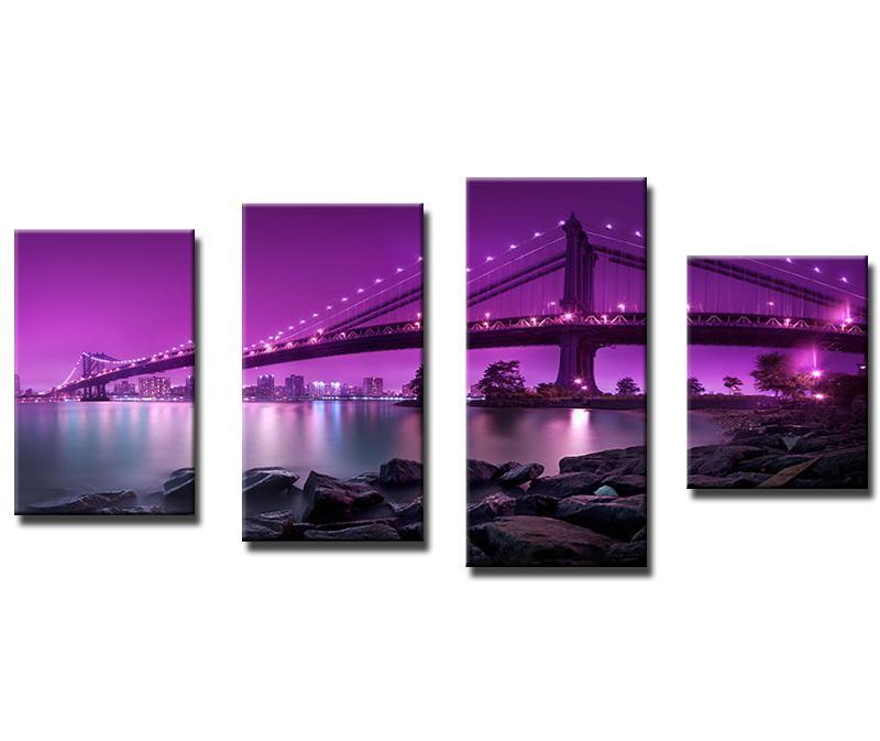 Бруклинский мост картины