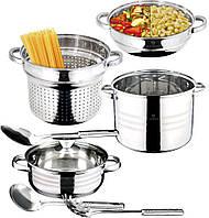Набор посуды Blaumann BL 3138 с кухонными аксессуарами