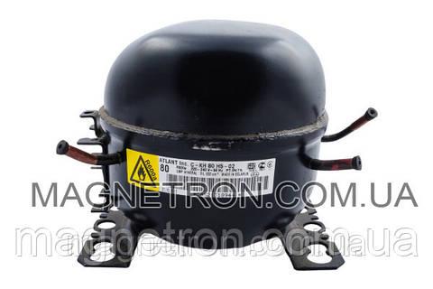 Компрессор для холодильников С-КН-80 Н5-02 93W R600a Атлант 069744103801
