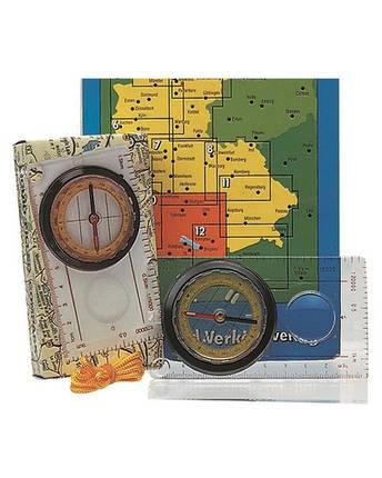 Планшетный компас для карт, фото 2