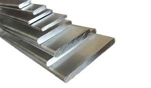 Алюминиевая полоса 50х8