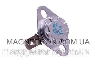 Термостат для обогревателя KSD301 250V 10A