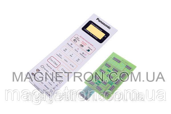 Сенсорная панель управления для СВЧ печи Panasonic NN-GT337M F630Y8T00SZP