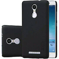 Nillkin Xiaomi Redmi Note 3 / 3 Pro Super Frosted Shield Black Чехол Накладка Бампер