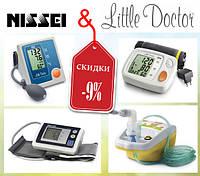 Акционные цены на продукцию тм Little Doctor и тм Nissei