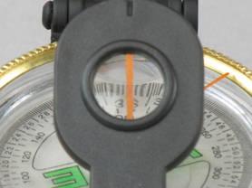 Милтек США компас Engineer черный, фото 3