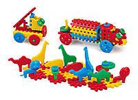 Конструктор детский MIX 150 элементов. Производство Польша. Гарантия качества. Быстрая доставка
