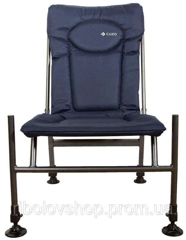 Кресло фидерное складное Cuzo Elektrostatyk
