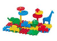 Конструктор детский MIX 30 элементов. Производство Польша. Гарантия качества. Быстрая доставка