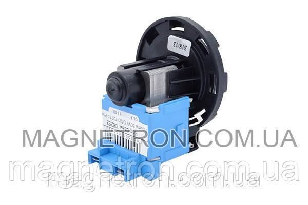 Универсальный насос (помпа) для стиральных машин Plaset COD.72710 30W, фото 2