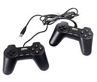 Двойной USB PC Gamepad джойстик для ПК 7012