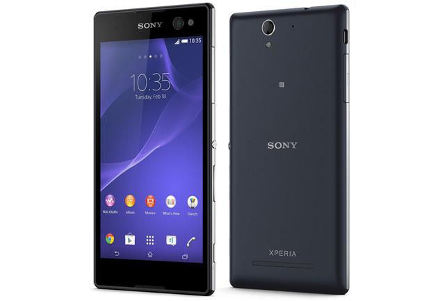 Чехлы для Sony Xperia C3 D2533 / D2502