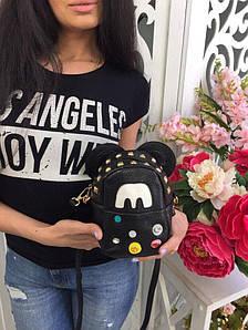 Женская стильная сумочка- рюкзак