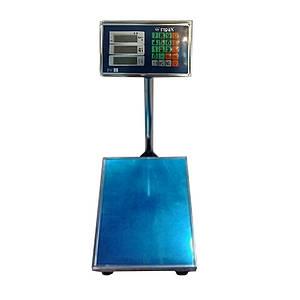 Бесплатная доставка Электронные торговые весы Wimpex  350 kg 6v  40X50