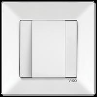 Заглушка для вывода кабеля VIKO Meridian Белый (90970177)