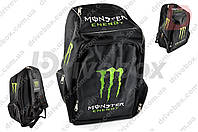 Мото Рюкзак MONSTER ENERGY (mod:B-2), Черный